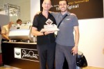World Latte Art Champion 2009 - Peter Hernou e Andrea